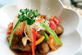 どっちの料理ショーで一躍有名になった桷志田の酢豚